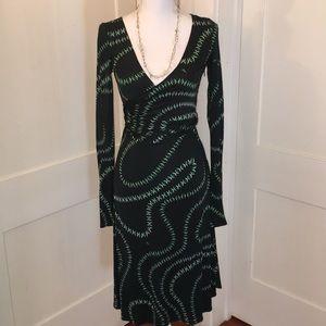 Issa Silk Wrap Dress 👑
